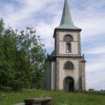 Zvičina - kostelík sv. Jana Nepomuckého