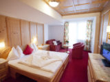 Hotel Latini Zell am See - pokoj Enzian