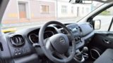 Interiér minibusu Opel Vivaro