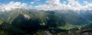 Údolí Kals am Großglockner