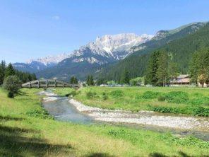 Údolím Val di Fiemme