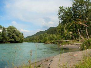 Řeka Dráva