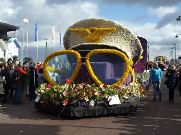 Květinové korzo v Noordwijku