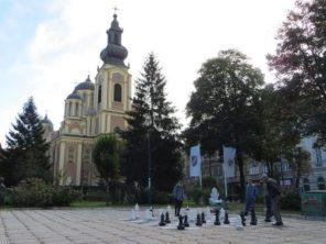 Pravoslavný kostel v Sarajevu