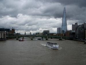 Londýn a jihovýchodní Anglie - Temže