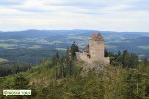 Královský hrad Kašperk