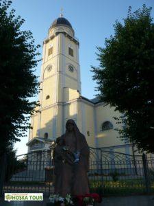Řecko-katolický kostel v Mukačevu