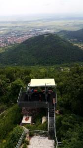 Lanovka na vrchol Szárhegy