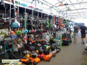 Velká tržnice v Mukačevu