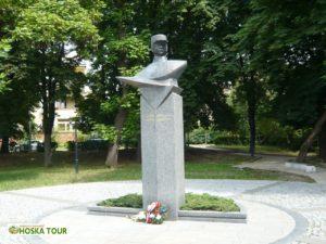 Památník M. R. Štefánika