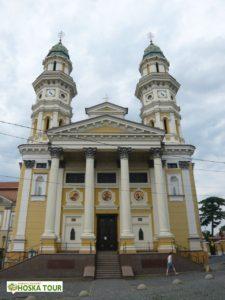 Řecko-katolická katedrála Povýšení svatého kříže