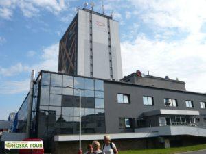 Hotel Družba, naše ubytování v Michalovcích