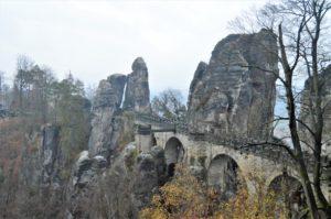 Skalní vyhlídka Bastei