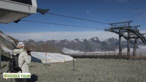 Túra v Ötztalských Alpách