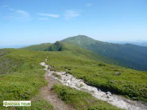 Cesta na vrchol Pop Ivan Černohorský (2022 m)
