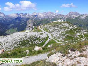 Lechtálské Alpy Rakousko