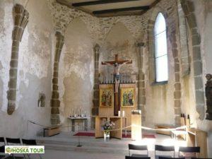 Spiššský hrad - kaple sv. Alžběty