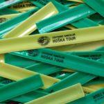 Bezpečnostní reflexní pásky jako dárek