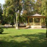 Lázeňský park Bažantnice - Lázně Bělohrad
