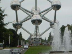 ATOMIUM - SYMBOL BRUSSELU