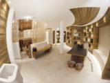Hotel Latini Zell am See - saunový svět