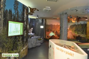 Návštěvnické centrum na Kvildě