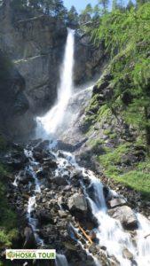 Ötztalské vodopády