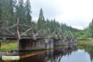 Hradlový most