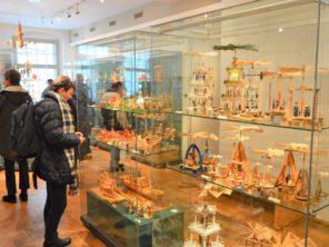 28. Muzeum krušnohorských dřevěných hraček