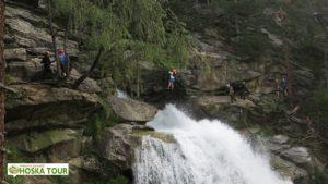 Vodopád Stuibenfall