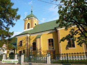Řecko-katolický kostel v Rachově