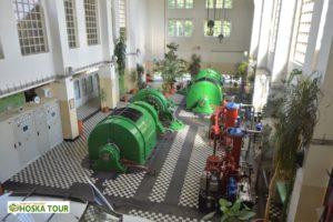 Malá vodní elektrárna Vydra