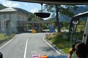 Italská hranice