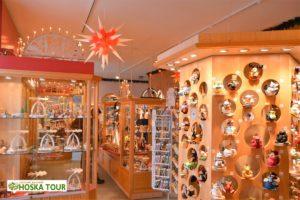 Prodejna dřevěných hraček