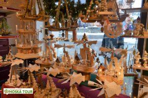 Krušnohorské vánoční pyramidy