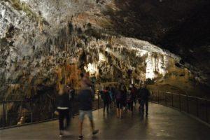 Postojnské jeskyně