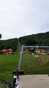 Lanovka na Magas-hegyi