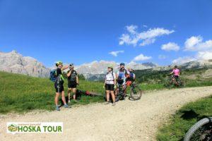 Cykloturistický zájezd do Dolomit