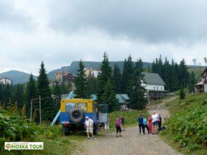 Lyžařské středisko Dragobrat