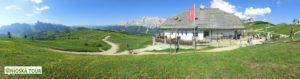 Cyklistika kolem hory Pralongià