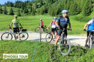 Cykloturistika kolem střediska Corvara