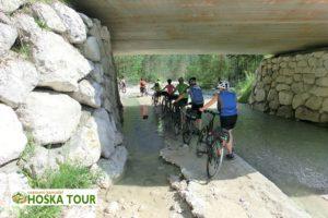 Cykloturistika v Dolomitech