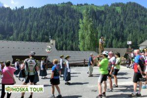 Cykloturistika v údolí Val Gardena a Vale Isarco