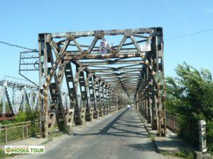 Železný (rezavý) most