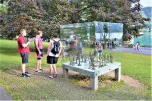 Šachy na Bledu