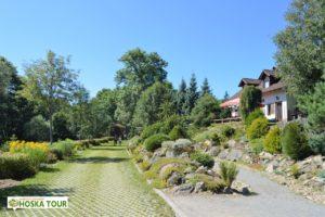 Horská botanická zahrada Prášily