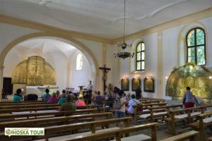 Kostel sv. Vintíře v Dobré Vodě