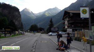 Ötztalské údolí