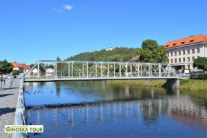Škodův most a kaple sv. Anděla Strážce (Andělíček)