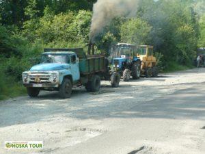 Jiný způsob opravy děr na vozovce